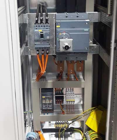 Agrega Tesisleri Endüstriyel Otomasyon Elektrik Pano İmalat