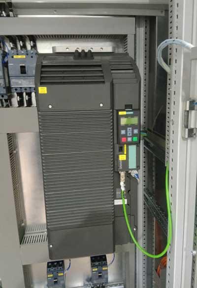 Agrega Tesisleri Endüstriyel Otomasyon PLC Pano İmalat