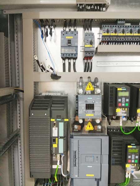 Bitum Tesisleri Bitum PLC Otomasyonu