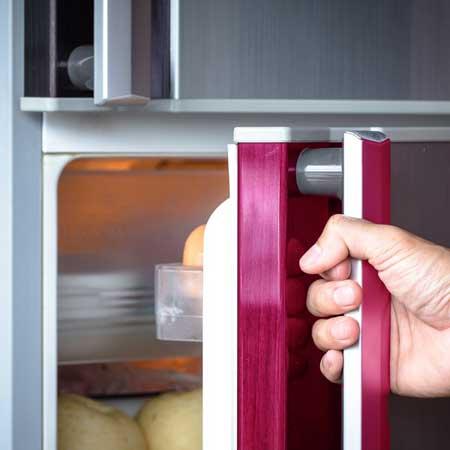 Buzdolabı Kapı Montaj Hattı Zımba Pres Otomasyonu
