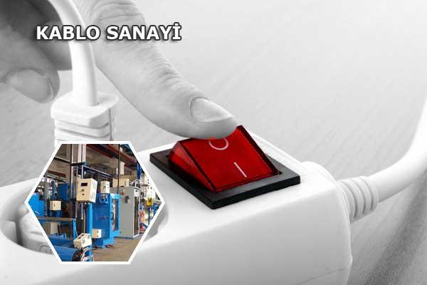 Kablo Üretim Sanayi Otomasyonu