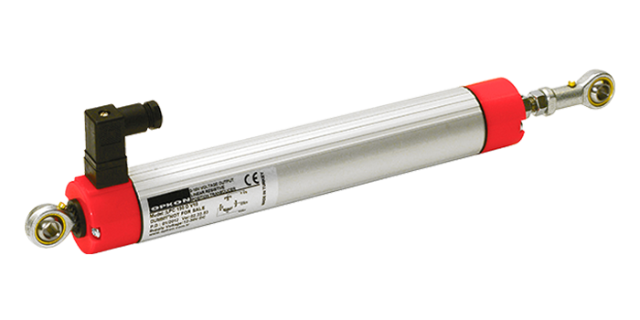 LPC Serisi Lineer Potansiyometre