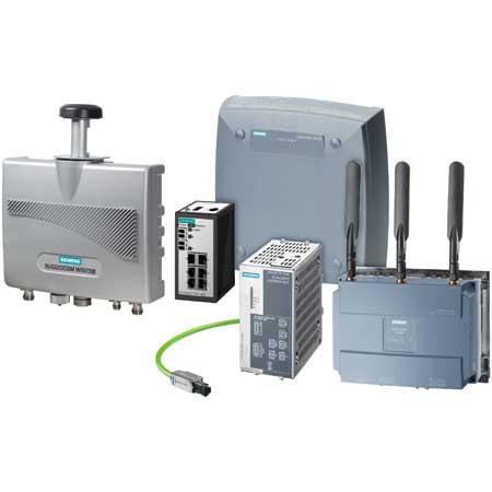 Siemens Endüstriyel Otomasyon Endüstriyel Haberleşme Antenleri