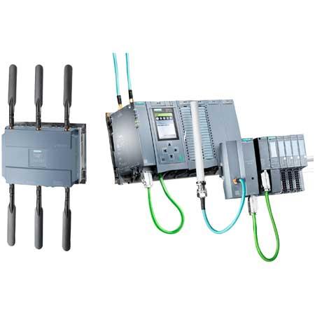 Siemens Endüstriyel Otomasyon Endüstriyel Haberleşme