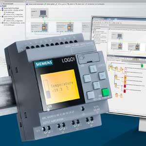Siemens LOGO! Logic Plc Çözümleri Satış