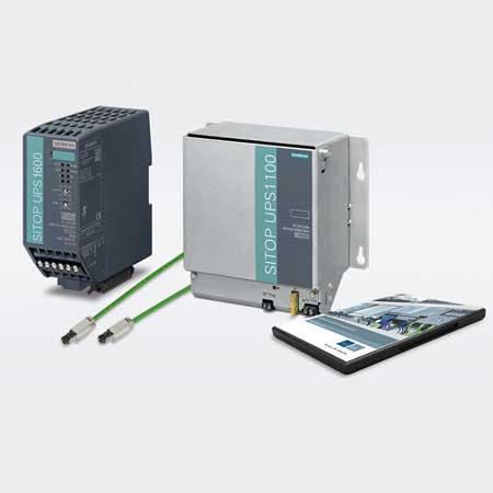 Siemens Sitop Endüstriyel Güç Kaynağı