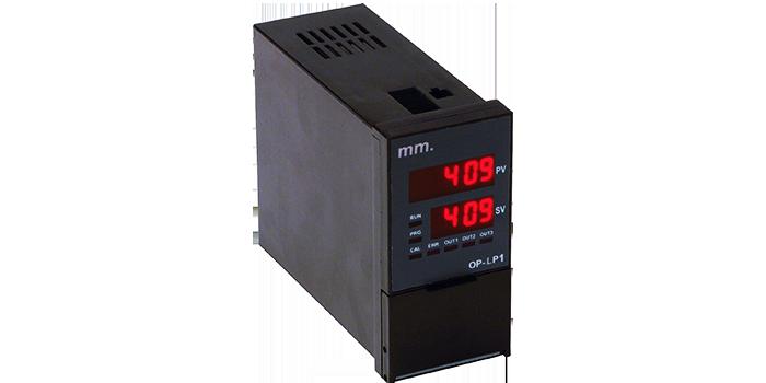 OP-LP Serisi Pozisyon Ölçme ve Kontrol Cihazı Panel Tipi Pozisyon Ölçme Otomasyon Satış